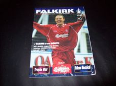 Falkirk v Queen Of The South, 2002/03